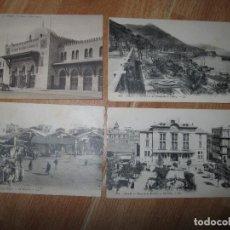 Postales: LOTE 5 ANTIGUAS POSTALES DE ORAN 1922 ESCRITAS. Lote 84240588