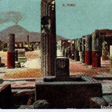 Postales: POSTAL ITALIA- POMPEYA- FORO. Lote 84850572