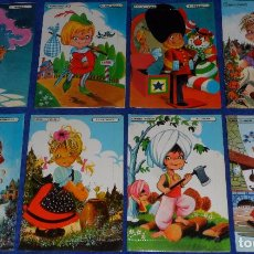 Postales: CUENTO-POSTAL - NOVACARD - EDICIONES SAN JOSÉ (1971). Lote 87470288