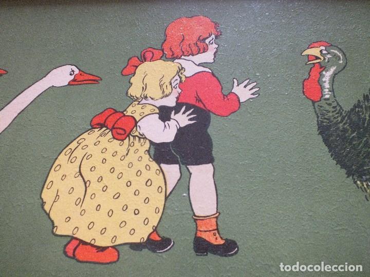 Postales: XAVIER SAGER CUADRO DECORACIÓN HABITACION NIÑO NIÑA CARTEL INFANTIL - Foto 13 - 87950812