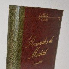 Postales: RECUERDOS DE MADRID - ALBUM DE POSTALES - COMPLETO 102 POSTALES - POSTAL - FOTOS ANTIGUAS DE MADRID. Lote 89039416