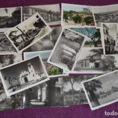 Postales: LOTE DE 20 POSTALES ANTIGUAS - HUELVA Y PROVINCIA - PRECIOSAS, MUY ANTIGUAS - AÑOS 60 - HAZME OFERTA. Lote 89547672