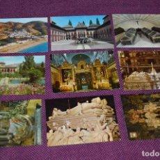 Postales: LOTE DE 9 POSTALES ANTIGUAS - GRANADA Y PROVINCIA - PRECIOSAS, MUY ANTIGUAS - AÑOS 60 - HAZME OFERTA. Lote 91576375