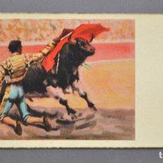 Postales: TAUROMAQUIA S. 2040 ED. DE ARTE IKON 1940. Lote 91656955