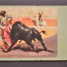 Postales: TAUROMAQUIA S. 2040 ED. DE ARTE IKON 1940. Lote 91657015