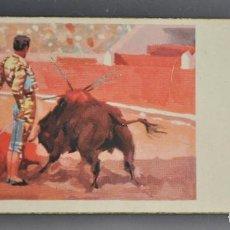 Postales: TAUROMAQUIA S. 2040 ED. DE ARTE IKON 1940. Lote 91657120