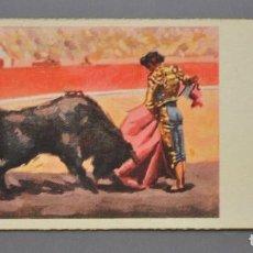 Postales: TAUROMAQUIA S. 2040 ED. DE ARTE IKON 1940. Lote 91657150