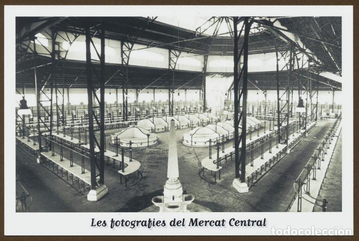 Postales: 4 POSTALES - MERCAT CENTRAL DE SABADELL - Foto 6 - 267891404