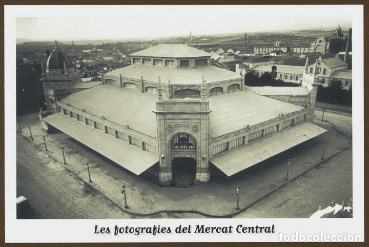 Postales: 4 POSTALES - MERCAT CENTRAL DE SABADELL - Foto 8 - 267891404