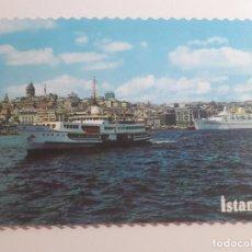 Postales: HLN-OFERTA POR LOTE-POSTAL- ESTAMBUL. Lote 94287098