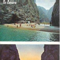 Postales: VE15- BLOC DE 10 FOTOS COLOR DE - MALLORCA TODAS NUEVAS. Lote 94305762