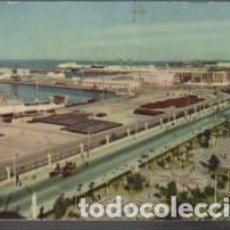 Postales: BUENA POSTAL DE CADIZ - PUERTO Y PASEO DE CANALEJAS - SERIE II Nº 8808 DE CAMPAÑA 1960. Lote 95756923
