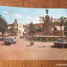 Postales: P0688 POSTAL FOTOGRAFIA 1967 ALGECIRAS PLAZA SERIE II NUMERO 8718. Lote 95767475