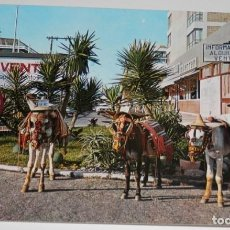 Postales: TARJETA POSTAL ANTIGUA DE MALÁGA. Lote 95770171