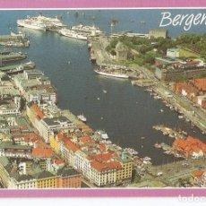 Postales: POSTAL 041183 : BERGEN. NORWAY. Lote 95868380