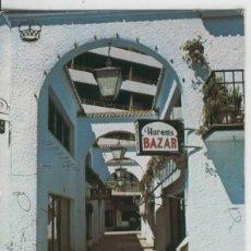 Postales: POSTAL 07750 : TORREMOLINOS, CALLE TIPICA. Lote 96467788