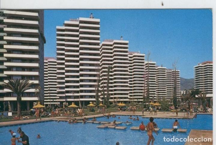 POSTAL 007331 : URBANIZACION PLAYAMAR DE TORREMOLINOS (Postales - Varios)