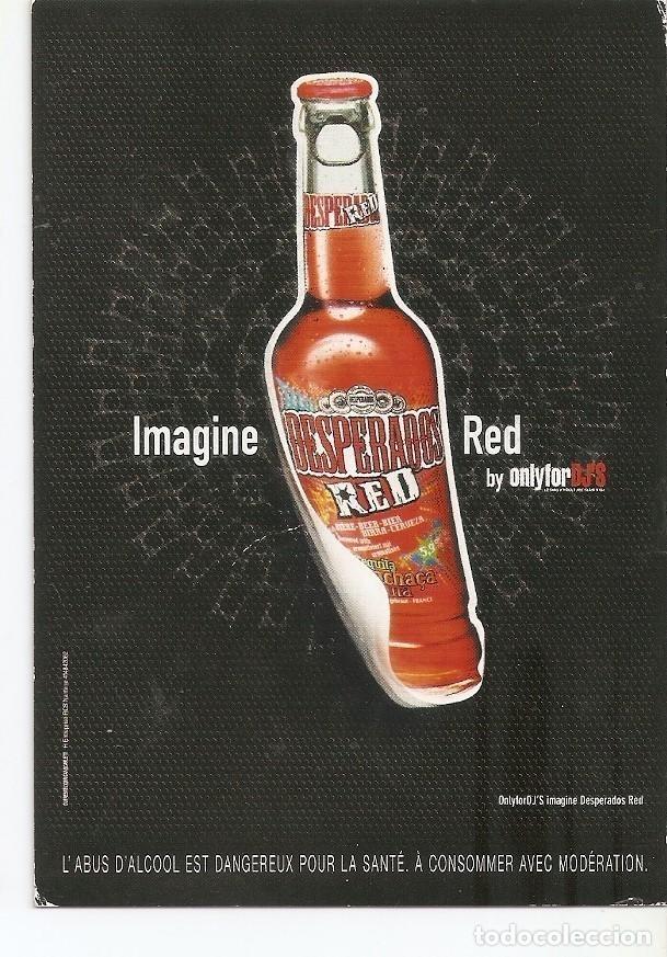 Postal 040383 Imagine Desperados Red Buy Other Old Postcards At Todocoleccion 97451091
