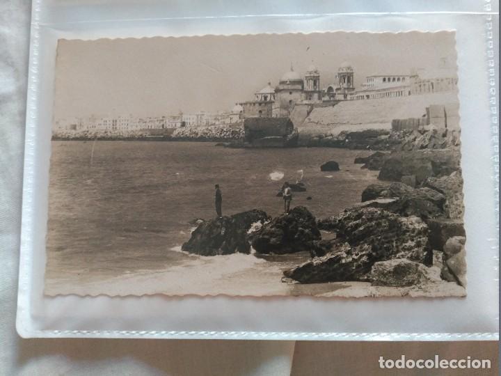 CADIZ PANORAMICA DE LAS MURALLAS (Postales - España - Andalucia Moderna (desde 1.940))