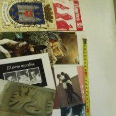 Postales: LOTE DE 12 POSTALES VARIAS. Lote 97816791