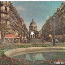 Postales: POSTAL SONORA/LA CARTE MUSICALE PARIS LE PANTHÉON. Lote 98619867