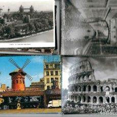 Postales: LIQUIDACION DE 100 POSTALES EUROPEAS NUEVAS SIN CIRCULAR. Lote 98784743