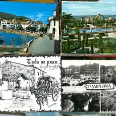 Postales: LIQUIDACION DE 100 POSTALES ESPAÑOLAS NUEVAS SIN CIRCULAR. Lote 98788135