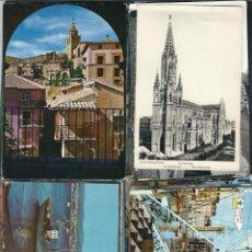 Postales: LIQUIDACION DE 100 POSTALES ESPAÑOLAS CIRCULADAS. Lote 98803455