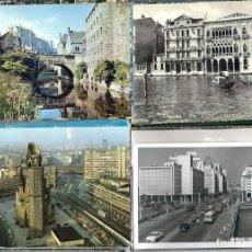 Postales: LIQUIDACION DE 100 POSTALES EXTRANJERAS LA MAYORIA EUROPEAS CIRCULADAS. Lote 98804367