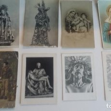 Postales: POSTALES RELIGIOSAS ANTIGUAS. Lote 99058179