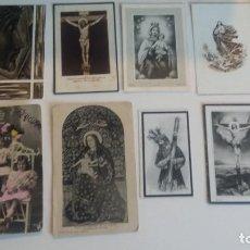 Postales: POSTALES RELIGIOSAS ANTIGUAS. Lote 99058263