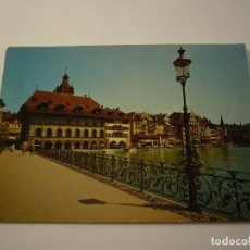 Postales: POSTAL LUZERN SIN ESCRIBIR. Lote 99639135