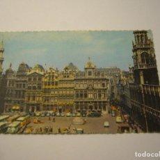Postales: POSTAL BRUXELLES . Lote 99639219