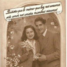 Postales: POSTAL FOTOGRAFIA ANTIGUA - COLECCION PERLA . Lote 99781843