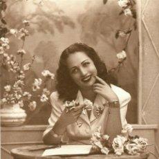 Postales: POSTAL FOTOGRAFIA ANTIGUA - COLECCION PERLA . Lote 99781923
