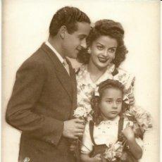 Postales: POSTAL FOTOGRAFIA ANTIGUA - COLECCION PERLA . Lote 99781955