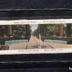 Postales: SEVILLA. JARDINES DE MURILLO. Lote 100561663