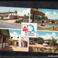 Postales: ALGECIRAS. CAMPING COSTASOL. Lote 100562183