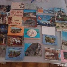 Postales: GRAN LOTE DE 25 LIBROS DE POSTALES. Lote 102507907