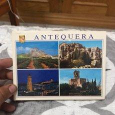 Postales: 13 FOTOS POSTALES DE ANTEQUERA, MALAGA. Lote 103515903