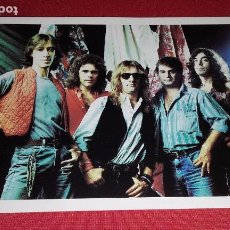 Postales: POSTAL DEL GRUPA SOPA DE CABRA AÑOS 1989. Lote 104251295
