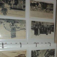 Postales: FANTASTICO ALBUN COMPUESTO X 188 TARJETAS POSTALES MUY ANTIGUAS. Lote 104256162