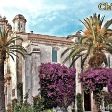 Postales: TARJETA POSTAL CHIPIONA (CÁDIZ) PARROQUIA ACHIOPHOTO CARD. Lote 104332723