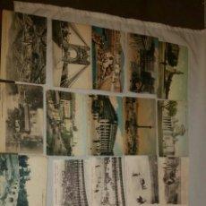 Postales: LOTE POSTALES ANTIGUAS 25 POSTALES. Lote 105090020