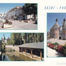 Postales: POSTAL 19098: SAINT-FARGEAU. Lote 105298420