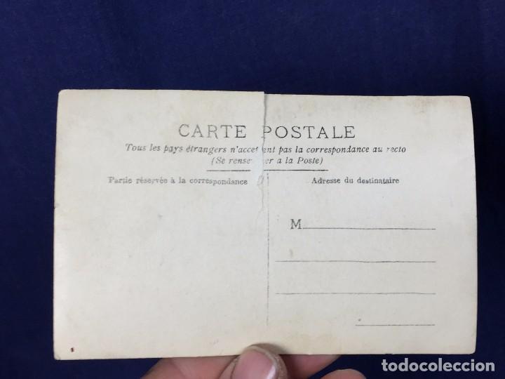 Postales: postal fotografia dividida grupo posando familia santander cantabria rasgada - Foto 7 - 105840859