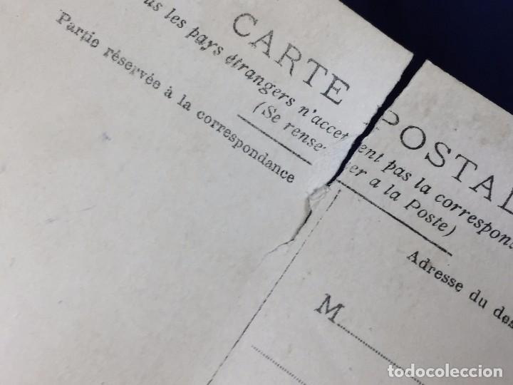 Postales: postal fotografia dividida grupo posando familia santander cantabria rasgada - Foto 8 - 105840859