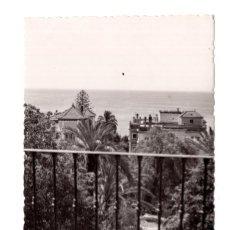 Postales: MÁLAGA.- HOTEL BELAIRE - VISTA DESDE TERRAZA. FOTO CORTES - FOTOGRÁFICA. Lote 107884575