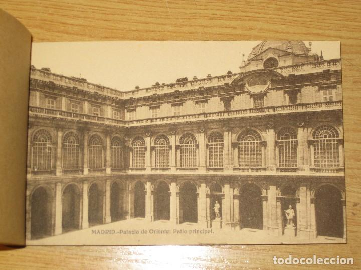 Postales: block palacio oriente . museo de la republica. 15 postales postal 2 serie - Foto 3 - 109313067