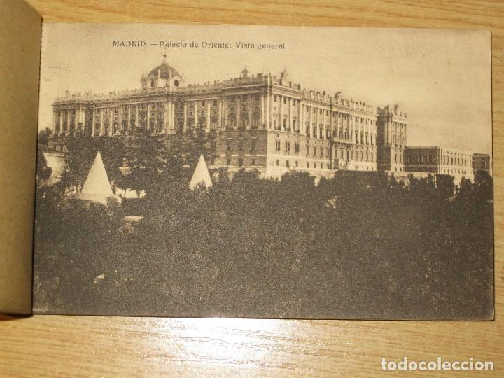 Postales: block palacio oriente . museo de la republica. 15 postales postal 2 serie - Foto 4 - 109313067